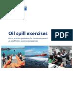 Oil Spill Exercises