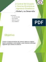 Comercio Global y Desarrollo