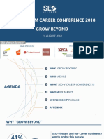 SEO-Vietnam Career Conference 2018_Proposal