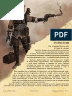 D&D 5E - Homebrew - Pistoleiro (Gunslinger) - Biblioteca Élfica