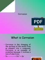 Corrosion (IUT) 1