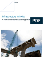 Infrastructure in India PWC