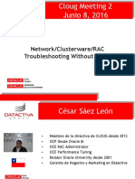 (Network - Clusterware - RAC) Troubleshooting Without ADDM V1