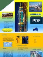 Australia Triptico