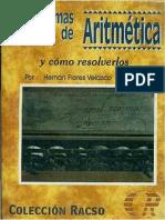 ARITMÉTICA-RACSO