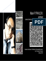 Mark P.PAVLOV, architect