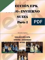 Alexandra Azpúrua - Colección EPK, Otoño - Invierno, Suiza, Parte I