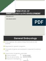 General Principle & Eye Development EZRA