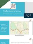 2018 Northside Traffic Calming Survey Results FINAL