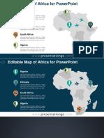 M 007 Africa Map PGo 16 9