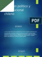Régimen Poltico y Constitucional Chileno-170119180755