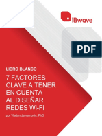 7 Key Factors to Consider When Designing Wi Fi Networks White Paper SP