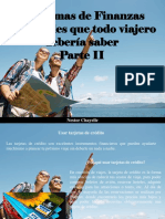 Nestor Chayelle - Dos Temas de Finanzas Personales Que Todo Viajero Debería Saber, Parte II