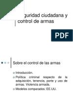 Ley de Control de Armas