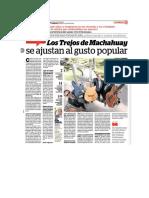 Los Trejos de Machahuay