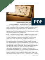 Didactica- comprensión y placer por la lectura