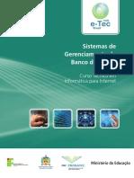Sistemas de Gerenciamento de Banco de Dados CAPA Ficha 20130308