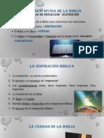 DIMENSIÓN DIVINA DE LA BIBLIA (Reflexión - Exposición).pptx