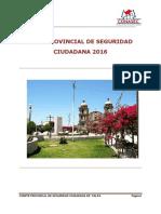 Plan Anual Provincial 2016