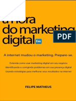 A Hora do Marketing Digital - Felipe Matheus.epub