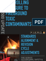 Bernzweig--NFPA 1500 Update-Controlling Exposures to Fire Ground Toxic Contamination