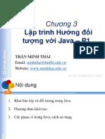 Chuong3-LapTrinhHuongDoiTuongVoiJava_P1