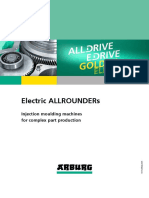 Arburg Electric Allrounders 526411 en Gb