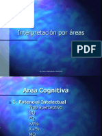 Interpretacion Por Areas