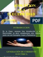 Clase 1 Iea 3201 Instroducción Electricidad