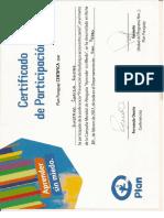 Certificado Prevención de Bulling(1)