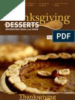 Thanksgiving Dessert Recipes 101708