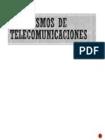 Organismos de Telecomunicaciones