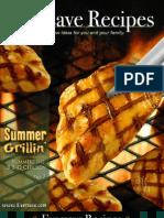 Summer Grilling Cookbook 091608