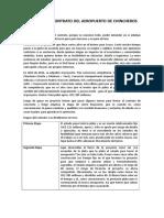 Analisis Contrato Chincheros