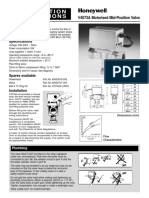V4073A Installation Guide