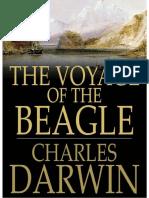 The Beagle Voyage Por Charles Darwin Em Inglês