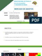 PPT - IPERC Mercado de Abastos