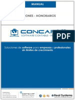 Manual Pensiones Honorarios CONCAR CB 11052015