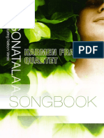 Sonatala Songbook C Score
