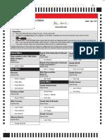 Moffat County 2018 Primary Election Ballot