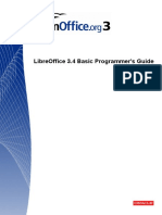 LibreOffice 3.4 Basic Programmer's Guide
