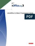 LibreOffice 3.4 Basic Programmer's Guide
