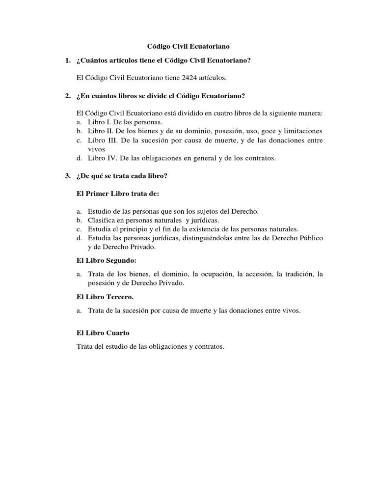 Código Civil Ecuatoriano.docx