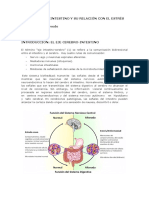 Eje Cerebro Intestino