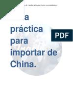 Guia Practica Para Importar de China PDF
