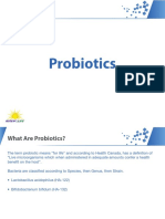 Renew Life Probiotics Information Guide