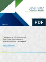 VSAN 6.7 Update - Diego Flaborea - V1