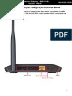 Dir-610 b1 Configuracao Pppoe