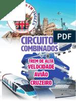 Combinados Brasil 2018