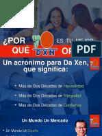 P. P. - Por Qué DXN Es Tu Mejor Opción EM2 Short Fmvda